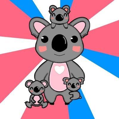 コアラ母さん